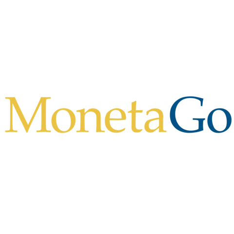 Monetago logo no globe