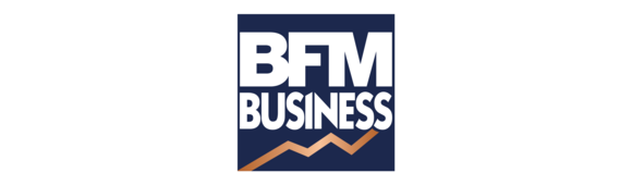Logo solo bfmbusiness contour